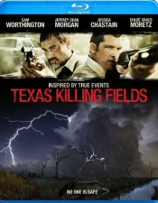 Texas Killing Fields Blu-Ray