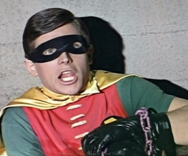 Dick Ward as Robin