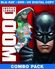 Justice League Doom Blu-Ray