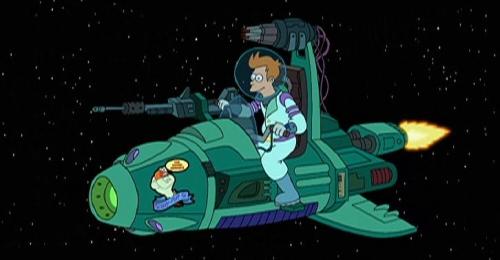Fry, doom bringer