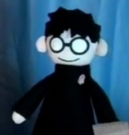 Harry Potter Puppet Pal