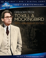 To Kill a Mockingbird Blu-Ray