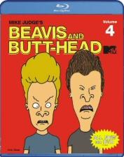 Beavis and Butt-Head Vol. 4 Blu-Ray