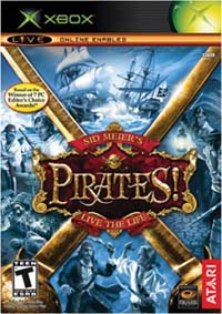 Sid Meiers Pirates Xbox