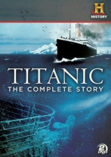 Titanic: Complete Story DVD