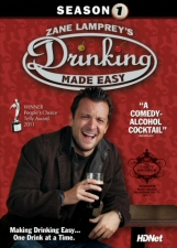 Zane Lamprey: Drinking Made Easy Season 1 DVD
