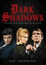 Dark Shadows: Fan Favorites DVD