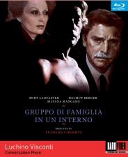 Gruppo di Famiglia in un Interno - Conversation Piece Blu-Ray
