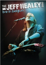 Jeff Healey Band: Live in Belgium DVD