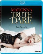 Madonna: Truth or Dare Blu-Ray