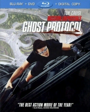Mission Impossible: Ghost Protocol Best Buy Exclusive Blu-Ray