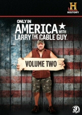 Only in America with Larry the Cable Guy Vol. 2 DVD