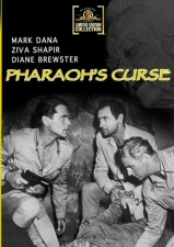 Pharaohs Curse DVD