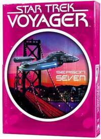 Star Trek Voyager Season 7 DVD