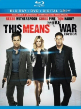 This Means War Blu-Ray