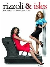Rizzoli and Isles Season 2 DVD