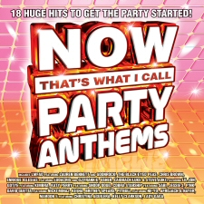 Now Thats What I Call Party Anthems CD