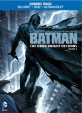 Batman: The Dark Knight Returns Part 1 Blu-Ray