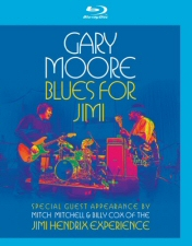 Gary Moore: Blues for Jimi Blu-Ray