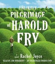 Unlikely Pilgrimage of Harold Fry Audiobook