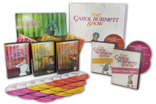 Carol Burnett Show Ultimate Collection DVD from Time-Life