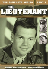 Lieutenant Complete Series Part 1 DVD