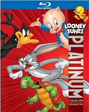 Looney Tunes Platinum Collection Vol. 2 Blu-Ray