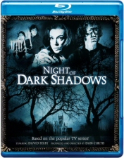 Night of Dark Shadows Blu-Ray