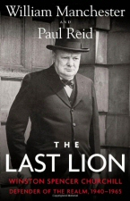 Last Lion: Winston Churchill