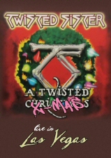 Twisted Sister: A Twisted Xmas Live in Las Vegas DVD