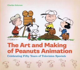Art and Making of Peanuts Animation