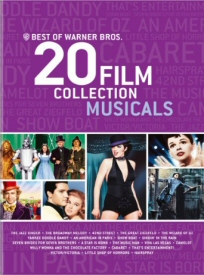 Best of Warner Bros: 20 Film Collection: Musicals DVD