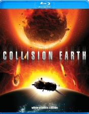 Collision Earth Blu-Ray