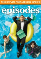 Episodes: The Complete First and Second Seasons DVD