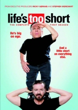 Lifes Too Short: The Complete First Season DVD