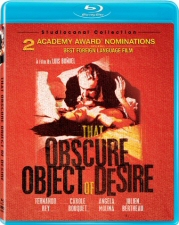 That Obscure Object of Desire Blu-Ray