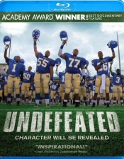 Undefeated Blu-Ray