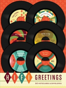Hi-Fi Greetings Cards