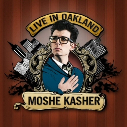 Moshe Kasher: Live in Oakland CD/DVD
