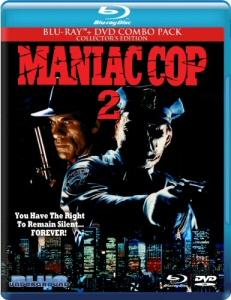 Maniac Cop 2 Blu-Ray