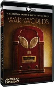 War of the Worlds PBS DVD