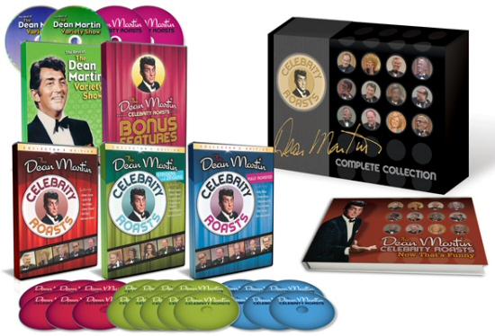 Dean Martin Celebrity Roasts Complete Collection