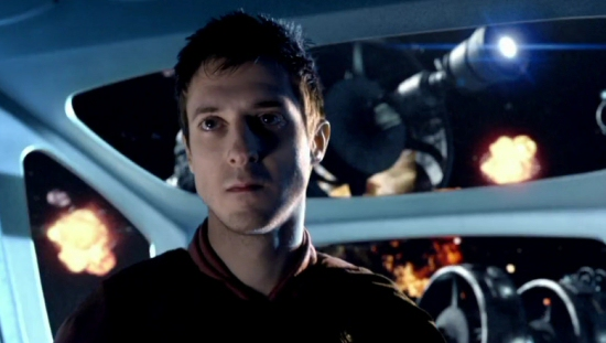 Arthur Darvill as Rory from Doctor Who: A Good Man Goes to War