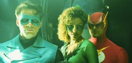 Justice League of America TV Pilot