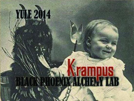 Krampus: Black Phoenix 2014