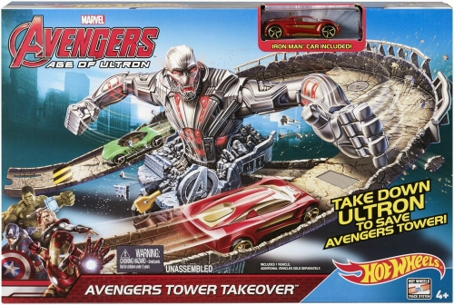 Avengers Tower Takeover