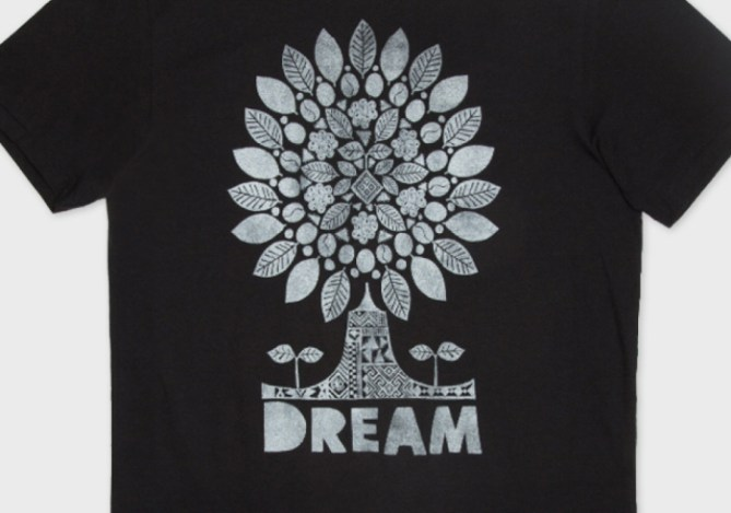 Out of Print Dukale's Dream Shirt