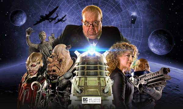big finish new doctor who
