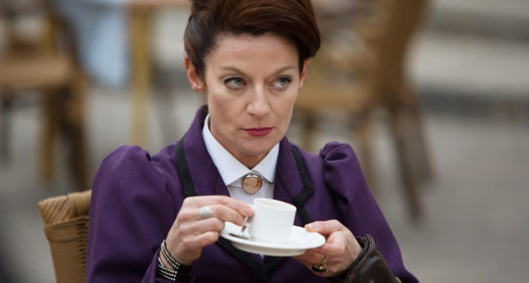 Missy from Doctor Who