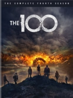 The 100 Complete Fourth Season